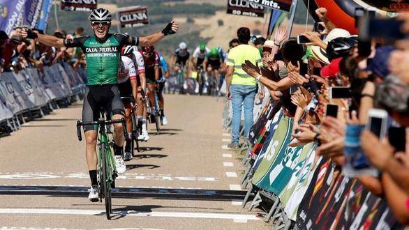 Vuelta a Burgos. Aramburu gana y Carapaz afila el colmillo