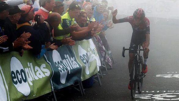 Vuelta a Burgos. Iván Ramiro Sosa colapasa a todos y es campeón