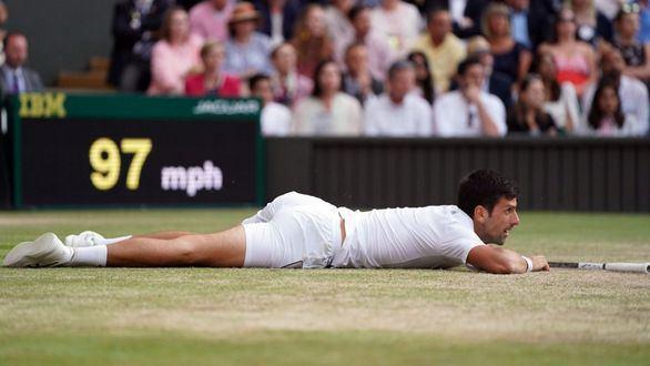 ATP. Novak Djokovic sigue sin carburar y abre la ventana a Nadal