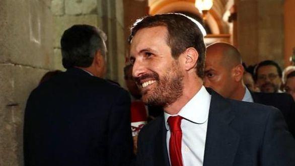 Casado insiste en una alianza de centro derecha en España Suma