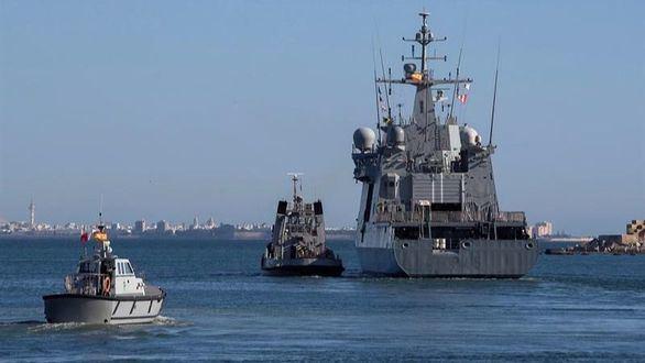 España envía un buque de la Armada que llegará tres días tarde