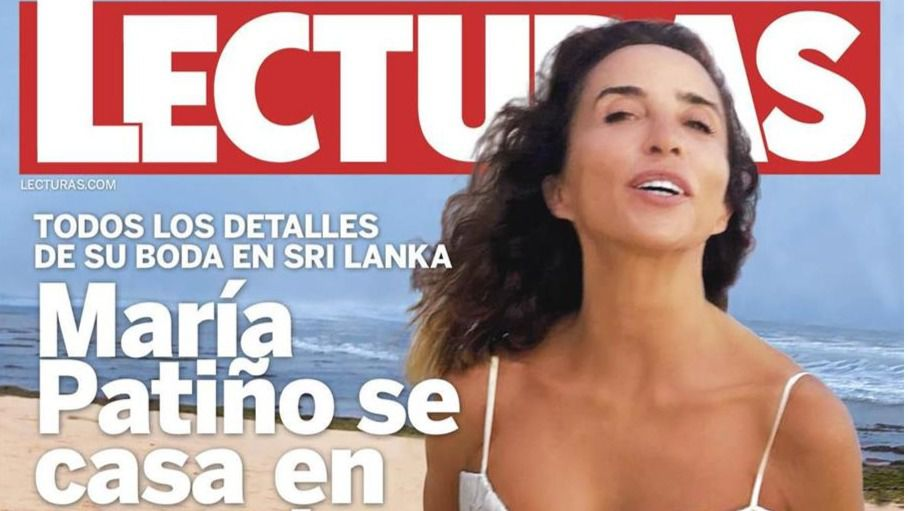Los detalles y las imágenes de la boda sorpresa de María Patiño en Sri Lanka