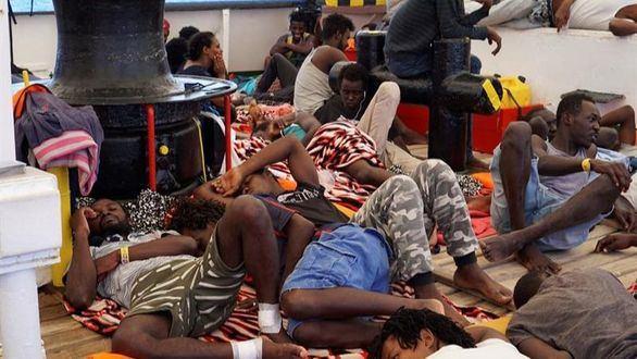 España, Francia, Alemania, Luxemburgo y Portugal acogerán a los migrantes del Open Arms