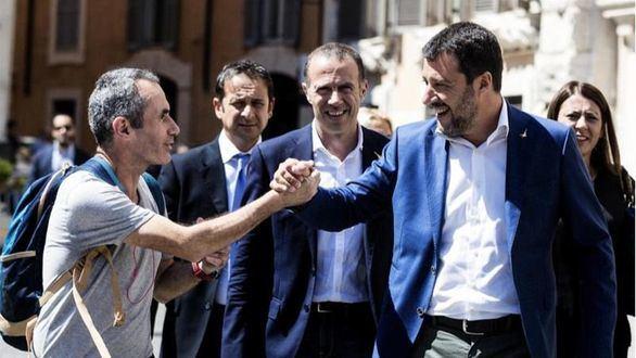El Movimiento 5 Estrellas y el PD estudian aliarse contra Salvini