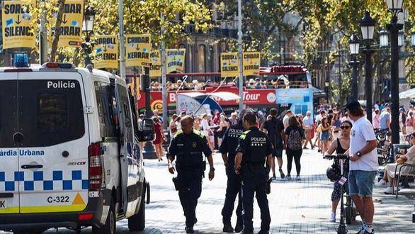 Tercera agresión sexual en Barcelona en cinco días