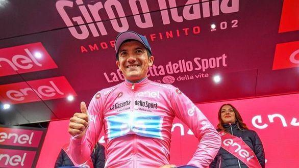Vuelta a España. Golpe para el Movistar: Richard Carapaz no correrá