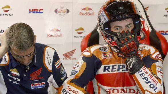 MotoGP. Las dudas de Jorge Lorenzo según él y Marc Márquez