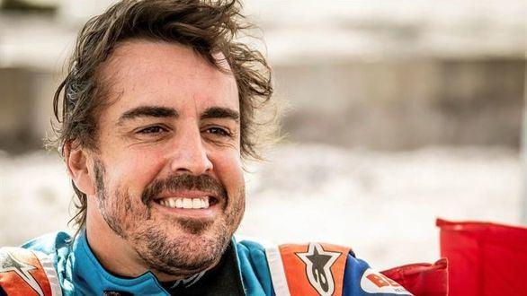 Rally Dakar. Fernando Alonso, ya en harina, explica sus sensaciones