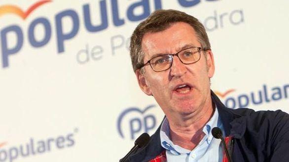 Feijóo: si hay elecciones será porque le interesa a Sánchez, no a España