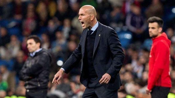 Zinedine Zidane y Pep Guardiola se ofuscan en la sala de prensa