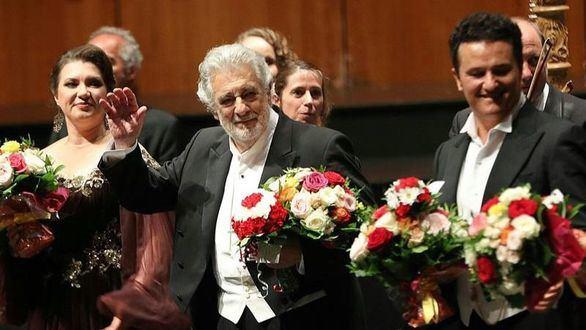 Apoteósica ovación a Plácido Domingo en Salzburgo