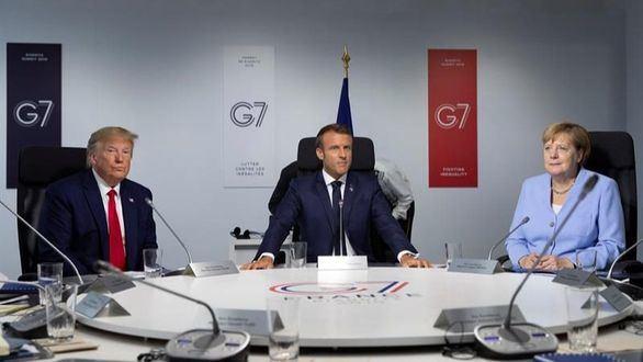 La única decisión del G7: moviliza 20 millones de dólares para combatir el fuego en la Amazonía