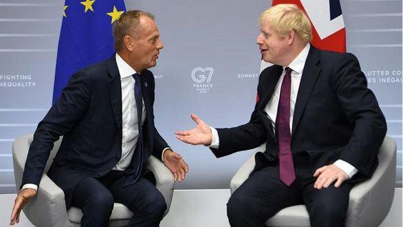 Se desata la guerra entre Reino Unido y la UE por el brexit