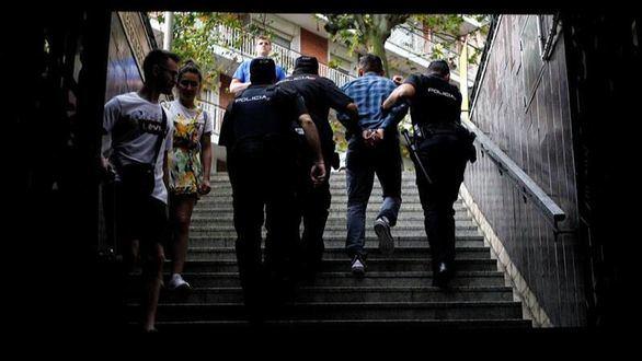 Caos en Barcelona: 23 carteristas reincidentes detenidos en dos horas