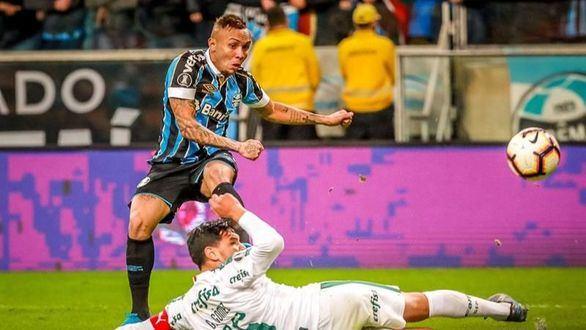 Copa Libertadores. Éverton asola al Palmeiras y Gremio es semifinalista | 1-2