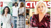El robo en la casa de Carmen Borrego y la pareja sorpresa del verano: Lara Álvarez y Andrés Velencoso
