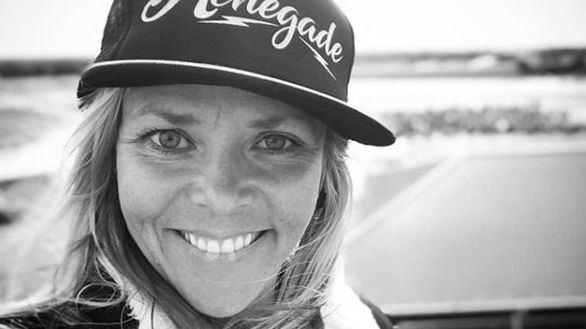Muere Jessi Combs, la mujer más rápida del plantea, cuando trataba de batir récord de velocidad