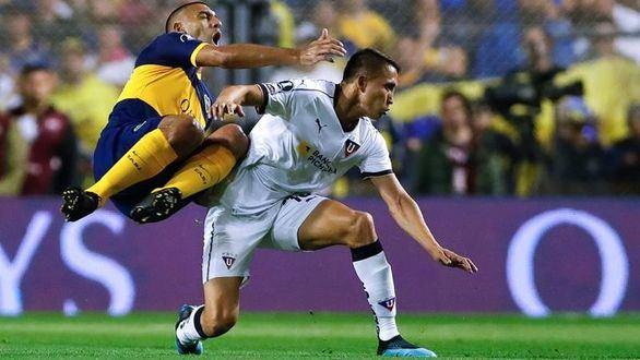 Copa Libertadores. Boca Juniors entra en semis anestesiado ante Liga de Quito | 0-0