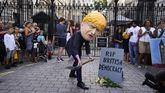 Conmoción mundial por el brexit salvaje que pretende Boris Johnson