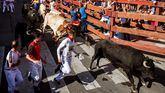 El tercer encierro de San Sebastián de los Reyes deja ocho heridos