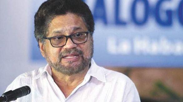 El disidente de las FARC,