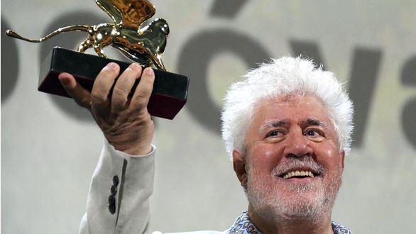 El director Pedro Almodóvar,