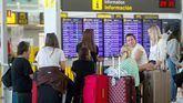 Más de 40 vuelos cancelados por la huelga de Iberia