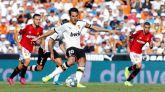 El Valencia vence al Mallorca y logró su primera victoria liguera | 2-0
