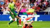 El Atlético se gana el liderato ante el Eibar | 3-2