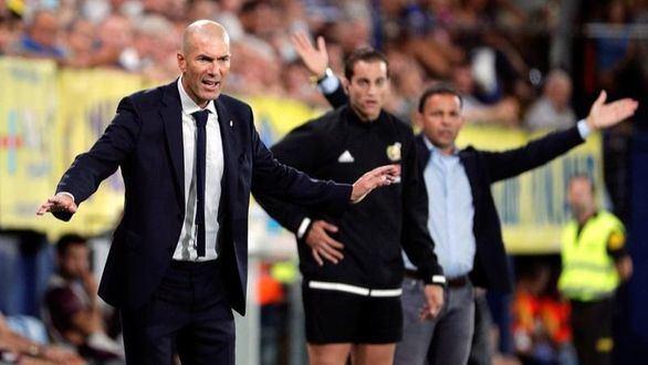 Zidane y la defensa lían al Real Madrid ante el Villarreal | 2-2