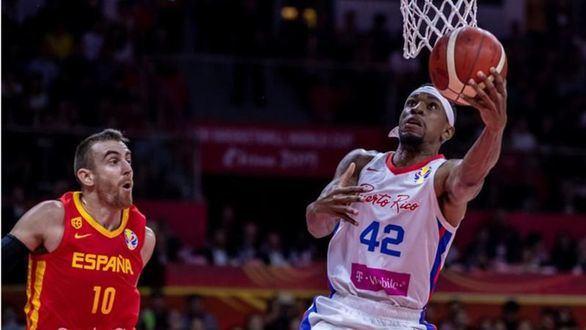 Mundial. España, rumbo a la segunda fase tras superar a la exigente Puerto Rico |63-73
