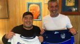 Maradona volverá a entrenar en Argentina, con dudas sobre su salud mental