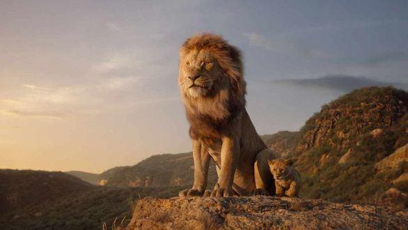 El rey león es ya la película de Disney más taquillera de la historia en España