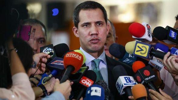 La Fiscalía investiga a Guaidó por traición a la patria