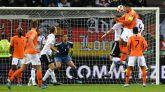 Eurocopa. Países Bajos arrasa a Alemania y grita protagonismo
