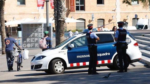 Apuñalada una menor de 17 años en Barcelona