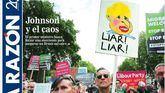 Las portadas de los periódicos de hoy, domingo 8 de septiembre