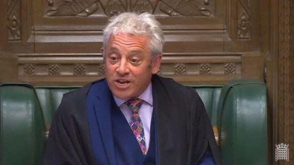 Dimite John Bercow, el carismático presidente de la Cámara de los Comunes