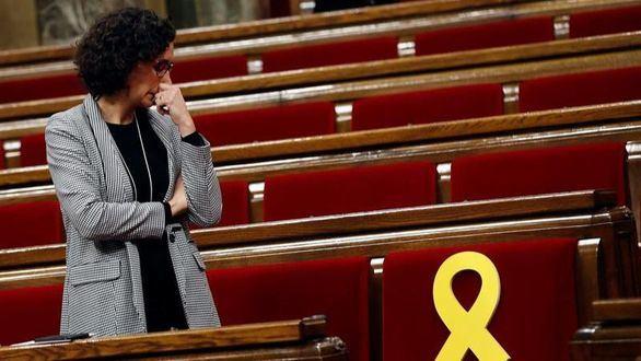 Rovira rechaza una 'falsa unidad electoralista' y prevé otro 1-O