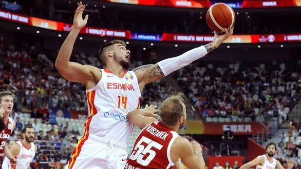 España luchará por las medallas tras superar a una aguerrida Polonia  90-78