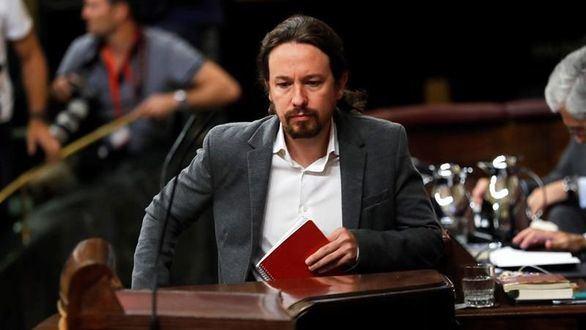 Iglesias acusa a Sánchez de preferir elecciones a un gobierno estable
