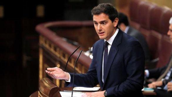 Rivera urge a Sánchez a activar el 155 en Cataluña: 'Es su obligación'