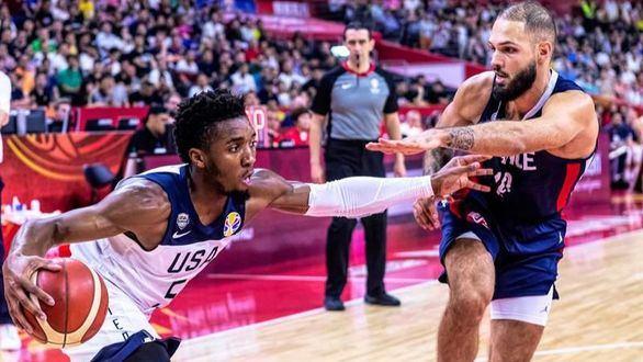 Llegó la bomba del torneo: Francia elimina a EEUU en cuartos de final | 79-89
