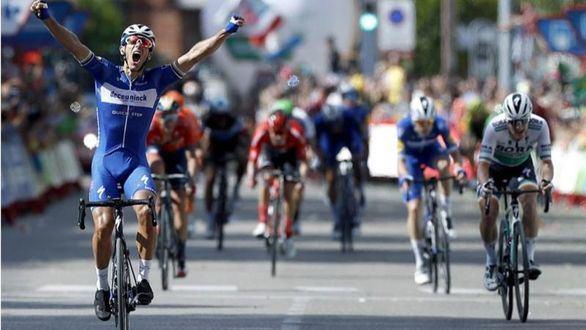 La Vuelta | Golpe de Quintana: segundo en la general tras llegar con la fuga