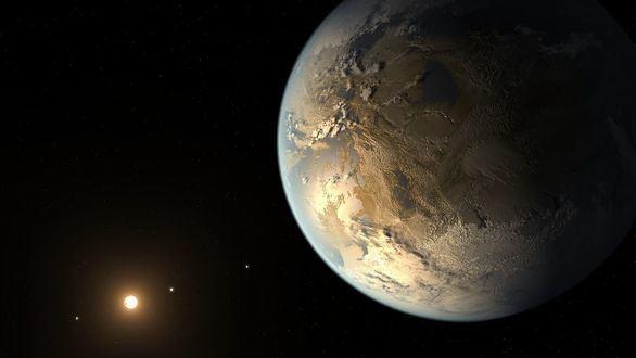Detectan agua por primera vez en un planeta que podría ser habitable