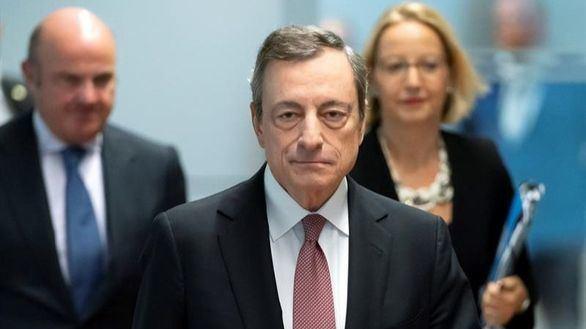 El BCE revisa a la baja su previsión de crecimiento para 2019
