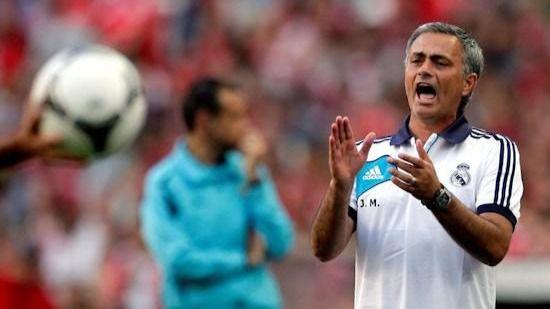 Mourinho confiesa sufrir el desempleo y quiere coquetear con el Real Madrid