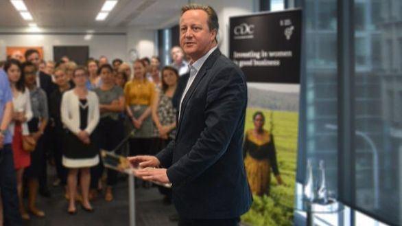 David Cameron no cierra la puerta a un nuevo referéndum