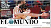 Las portadas de los periódicos del sábado 14 de septiembre