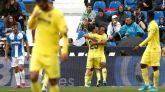 El Villarreal reacciona y mete al Leganés en verdaderos problemas | 0-3